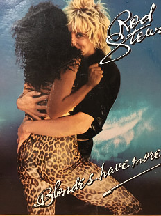 АКЦИЯ!!! до 25-04-21 -5% Rod Stewart ‎– Blondes Have More Fun * Warner Bros. Records ‎– BSK-3261*US
