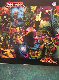 Santana – Beyond Appearances *1985 *CBS – CBS 86307 *Netherlands *Original *insert *NM/NM-15 $