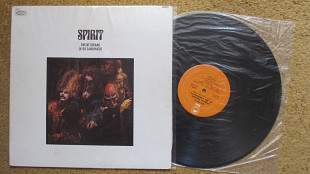 Spirit ‎– Twelve Dreams Of Dr. Sardonicus *1970*Epic ‎– PE 30267 * gatefold sleeve *US*M-/NM 17$
