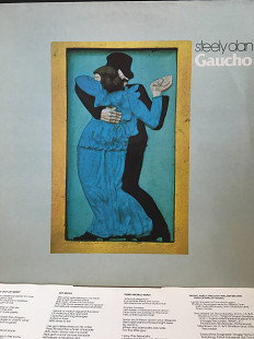 АКЦИЯ!!! до 25-04-21 -5% Steely Dan – Gaucho *1980 *MCA Records – MCF 3090 *UK *insert *M-/M- 15 $