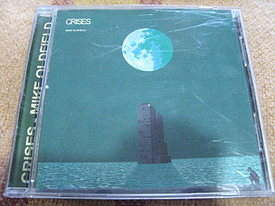 "CD Mike Oldfield ""Crises"" В КОЛЛЕКЦИЮ !!!"