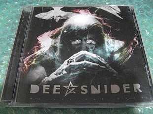 "CD DEE Snider ""We Are the Ones "" 2016г. В Коллекцию !!!"