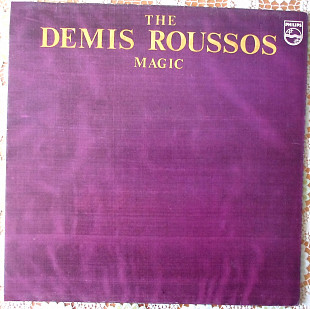 Demis Roussos ‎– The Demis Roussos Magic 1977
