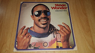 Stevie Wonder (Greatest Hits) 1985. (LP). 12. Vinyl. Пластинка. Bulgaria. NM/EX+