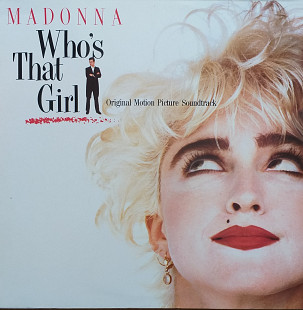 "Madonna ""Who s that Girl"""