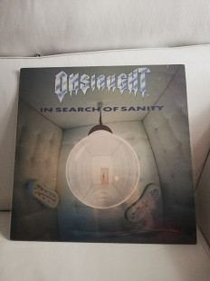 Пластинка Onslaught ‎– In Search Of Sanity (uk)