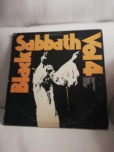 Пластинка BLACK SABBATH vol4 (usa)
