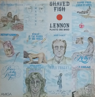 "John Lennon Plastic Ono Band ""Shaved Fish"""