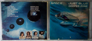Space - Just Blue + Deeper Zone (1978-1980)