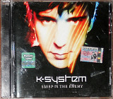 K-system – Sleep is the enemy (2005)(Trance, Euro House, Hard House)