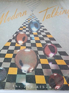 Винил Modern Talking Lets Talk about Love
