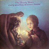 The Moody Blues - Every Good Boy Deserves Favour (LP, Album, BW)