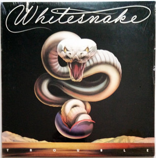 "Whitesnake ""Trouble"" US"