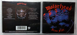 Motorhead - Iron Fist (1982) + 5 bonus tracks