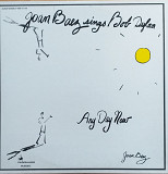 "Joan Baez ""Any Day Now"" 2 LP (Songs of Bob Dylan)"