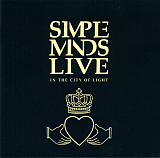 Simple Minds - Live In The City Of Light (2CD)