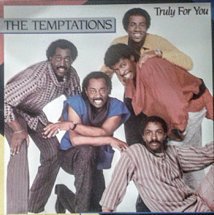 The Temptations-Truly For You. Gordy 1984 (USA)