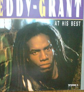 Пластика винил Eddy Grant At his best Tonpress ‎– SX-T 45, Poland , 1985