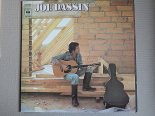 Joe Dassin ‎– Joe Dassin (CBS ‎– CBS 81147, Holland) VG+/NM-