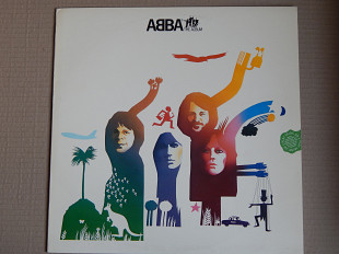 ABBA-The Album (Polar ‎– POLS 282, Sweden) insert NM-/EX+