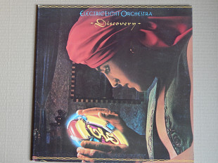 Electric Light Orchestra ‎– Discovery (Jet Records ‎– JETLX 500, Italy) insert EX+/NM-