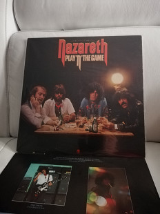 Пластинка NAZARETH play n the game (usa)