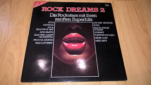 V.A. Santana, Aerosmith, Procol Harum (Rock Dreams 2) 1983. (LP). 12. Vinyl. Пластинка. Holland.