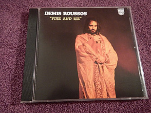CD Demis Roussos-Fire and ice-1971