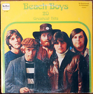The Beach Boys – 20 Greatest hits (1979)