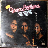 Gibson Brothers – By night (1977)(made in Sweden)