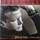 Corey Hart - Young Man Running. EMI 1988 (USA)