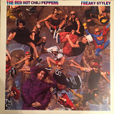 The Red Hot Chili Peppers ‎– Freaky Styley