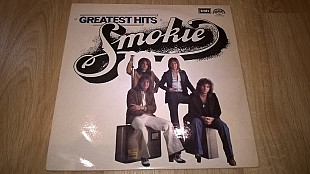 Smokie (Greatest Hits) 1977. (LP). 12. Vinyl. Пластинка. Czechoslovakia. Ламинат.