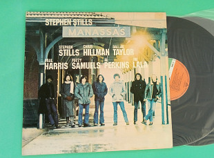 Stephen Stills - Manassas 2LP 1972 / ATLANTIC ATL 60 021/SD 2-903 GATEFOLD , Gema , m-//m/m-