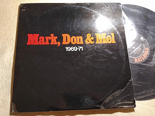 Grand Funk Railroad - Mark Don & Mel 1969-1971 , 2LP w/ Poster!! / Capitol – SABB-11042, usa