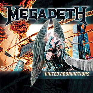 Megadeth (United Abominations) 2007. (LP). 12. Vinyl. Пластинка. S/S. Europe.