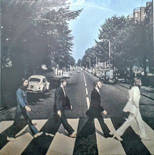 The Beatles - Abbey Road. B 00001 (бутлег)