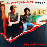 Daryl Hall & John Oates ‎– Along The Red Ledge