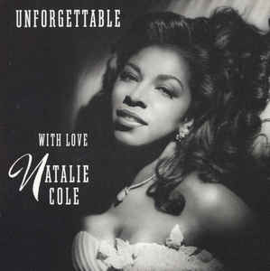 Фирм cd Natalie Cole ‎– Unforgettable With Love