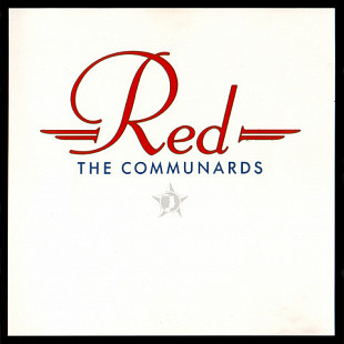 Фирм cd The Communards ‎– Red