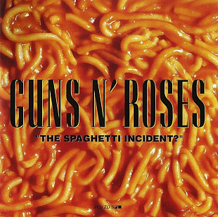 "Фирм cd Guns N' Roses ‎– ""The Spaghetti Incident?"""
