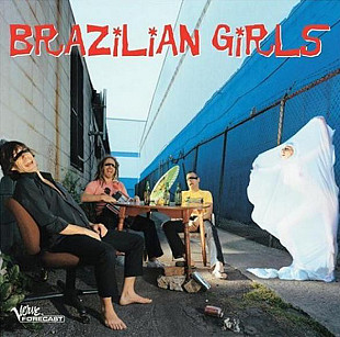 Фирм cd Brazilian Girls ‎– Brazilian Girls