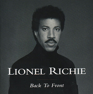 Фирм cd Lionel Richie ‎– Back To Front