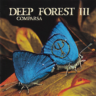 Фирм cd Deep Forest III ‎– Comparsa