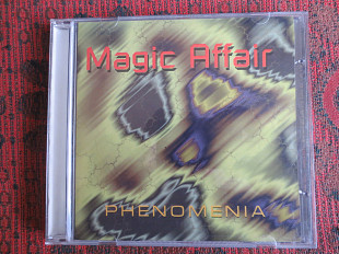 "Альбом ""PHENOMENIA"" групи ""Magic Affair"""