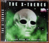 Various ‎– The X-Themes - Songs From The Unknown (1997)(made in Holland)