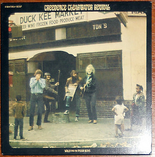 Creedence Clearwater Revival – Willy and the Poor Boys (1969)(минивинил)