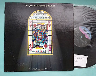 Alan Parsons Project - Turn of a Friendly Card / usa , Arista ‎– ALB6-8315, m/m