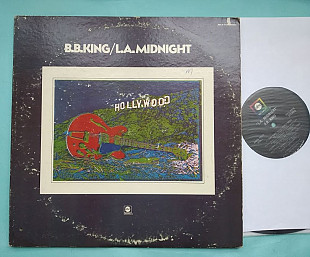 B.B.King - L.A.Midnight 1972 / ABC Records ABCX-743 , usa
