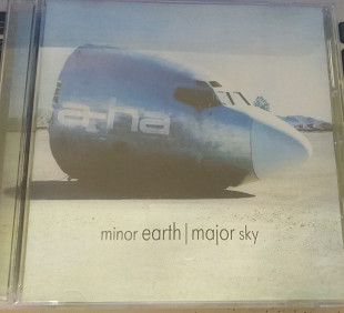 A-ha -Minor earth major sky